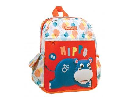 Baťůžek Junior FISHER PRICE HIPPO
