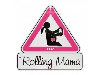 Reer Značka do auta pro těhotné MommyLine
