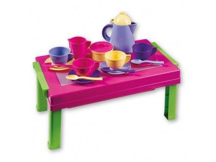 AG MAGIC SUSY Svačinový set se stolečkem