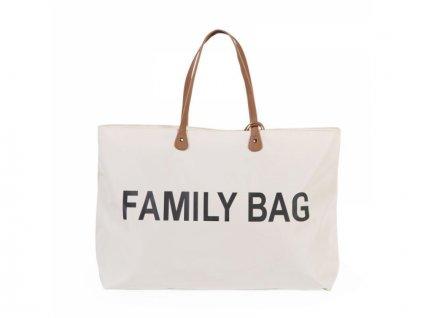 Cestovní taška Family Bag White