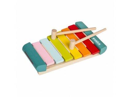 CCUBIKA 14033 Xylofon LKS-2 hudební nástroj