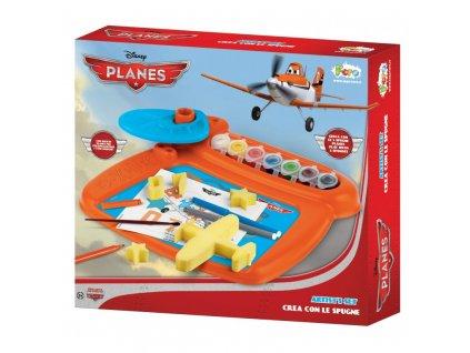 Disney Planes - Malířská deska + houbičky