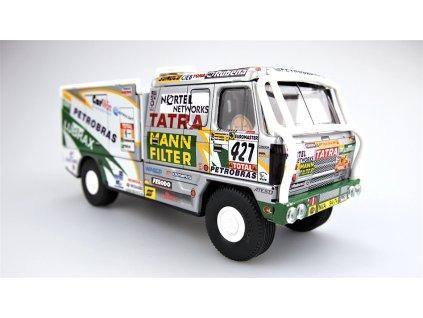Tatra 815 Dakar 2001 Petrobras