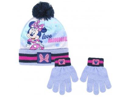 Zimní set Minnie