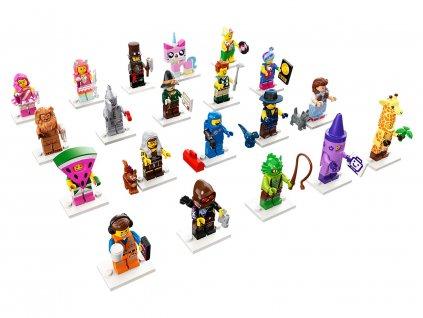 Minifigurky LEGO příběh 2