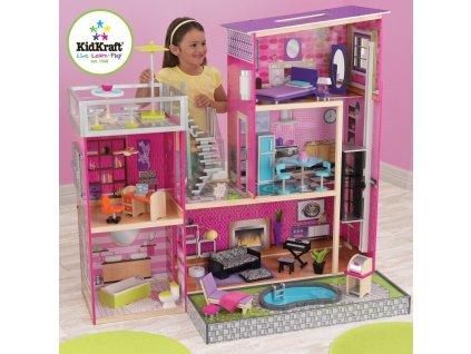 KidKraft UPTOWN - domeček pro panenky