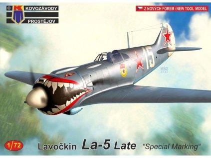 Lavočkin La-5 Late
