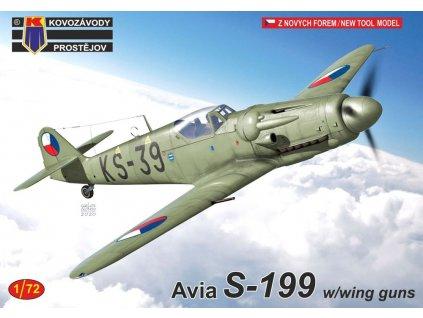 Avia S-199 w/with guns