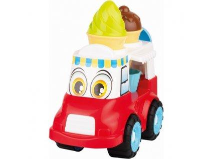 AG Veselý zmrzlinářský vůz 24 cm