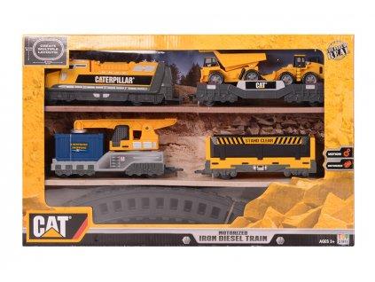 CAT Vlaková souprava