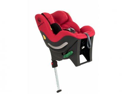Autosedačka SKY (40-125cm, 0-25 kg) červená