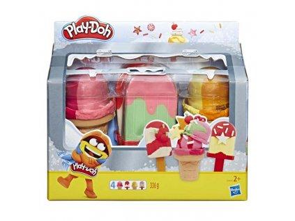 PD Modelína jako zmrzlina v chladničce Ast