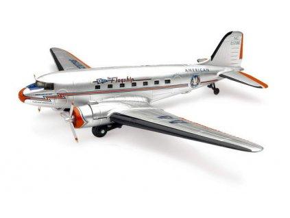 American Airline AA Douglas DC-3 letadlo