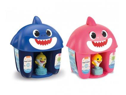 Clemmy baby - Baby Shark - kyblík s kostkami