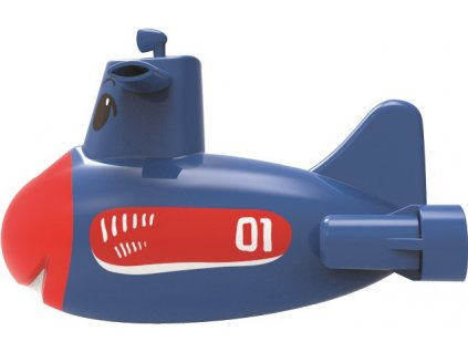 Ponorka tmavě modrá