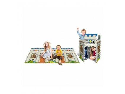 3D puzzle hrad TP674008 8