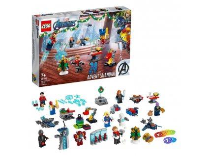 Adventní kalendář Avengers