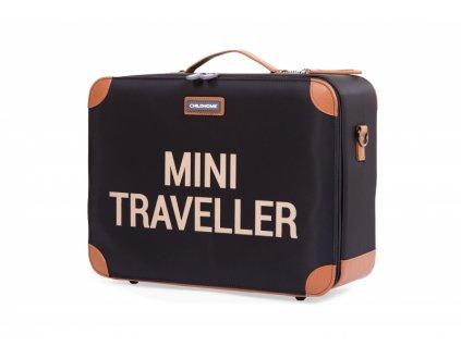 Dětský cestovní kufr Black Gold