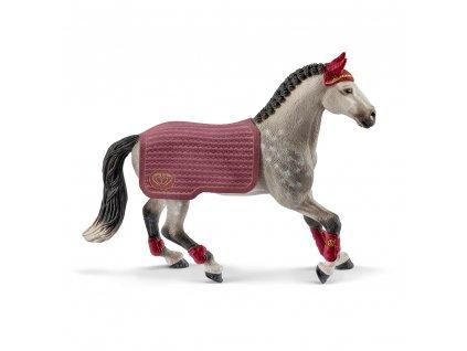 Turnajová kobyla Trakénského koně