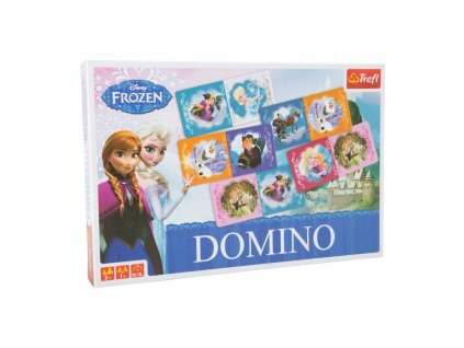 Disney Domino FROZEN