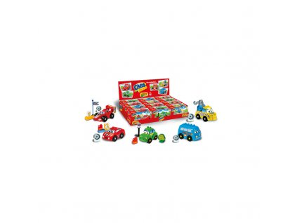 UNICO PLUS CARS FOR KIDS- 5 VARIANT