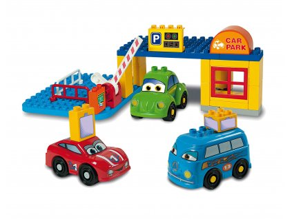 UNICO CARS - PARKOVIŠTĚ V BOXU