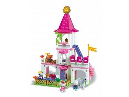 Unico Plus Hello Kitty Princess - Velký Zámek