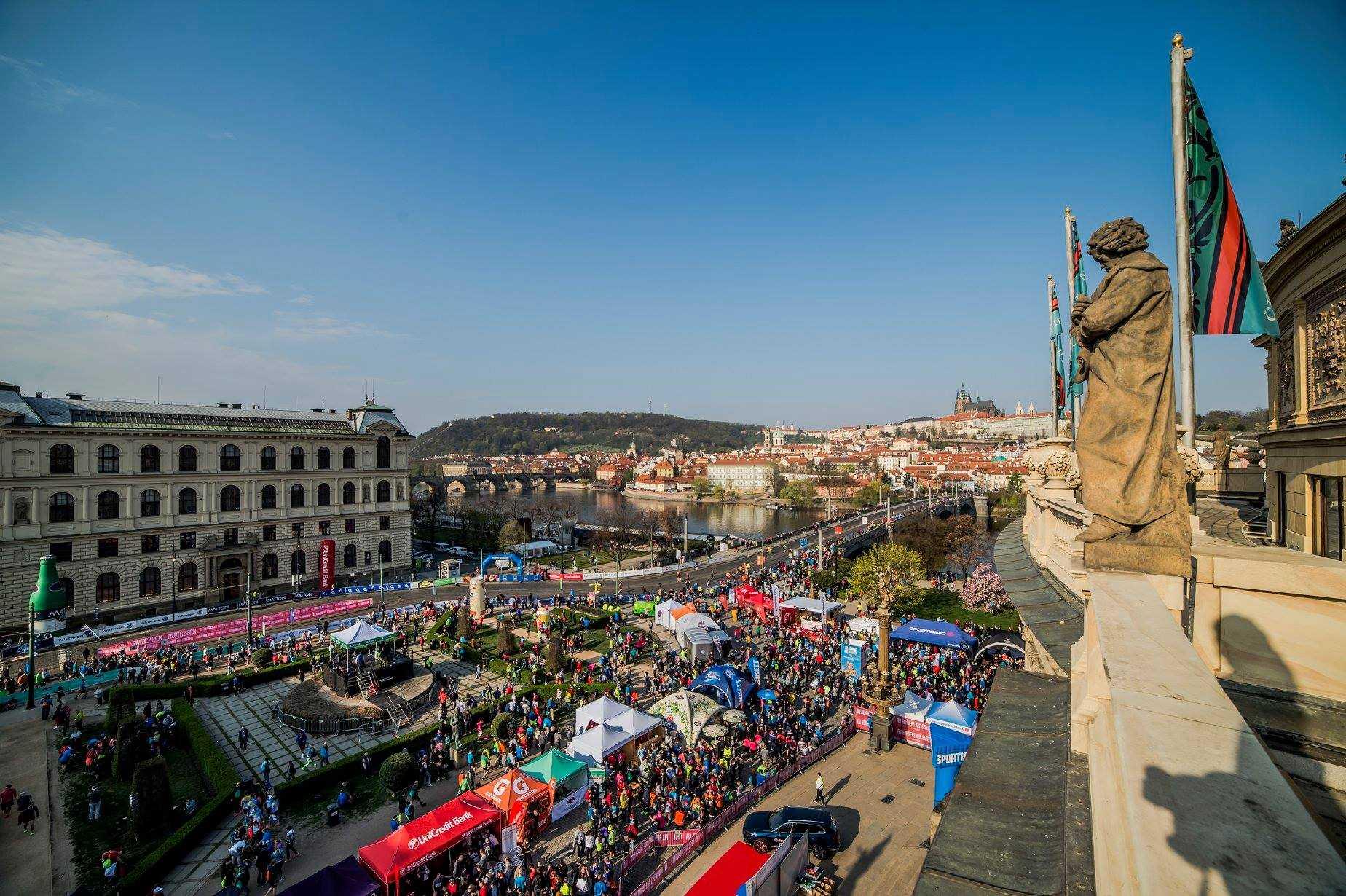 Sportisimo 1/2maraton Praha - 6. 4. 2019