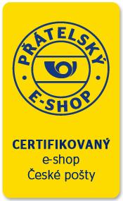 pošta certifikát
