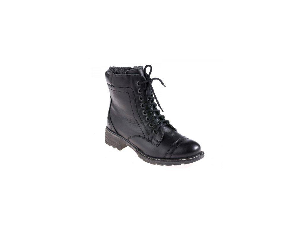 c2b47d7092 Dámská zimní kotníková obuv STELLA 1134 BLACK - gattanera.com