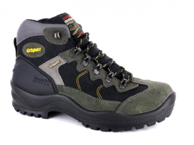 Pánská treková obuv GRISPORT 1069412 GRIGIO
