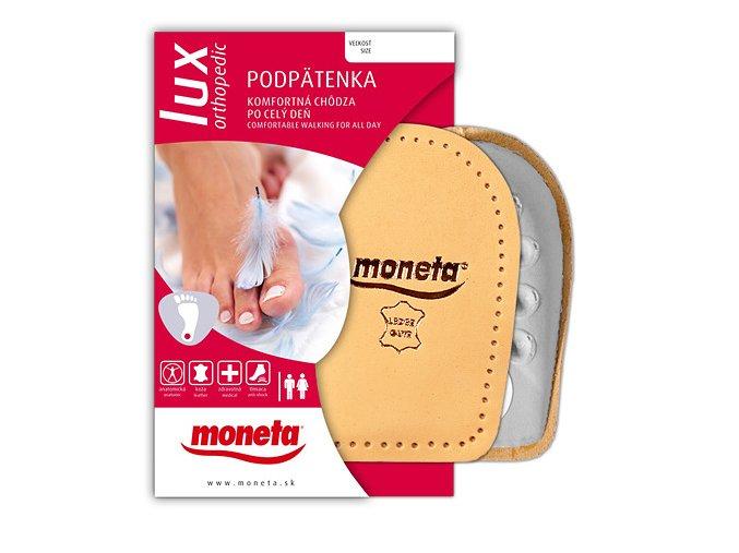 Podpatěnka MONETA Lux