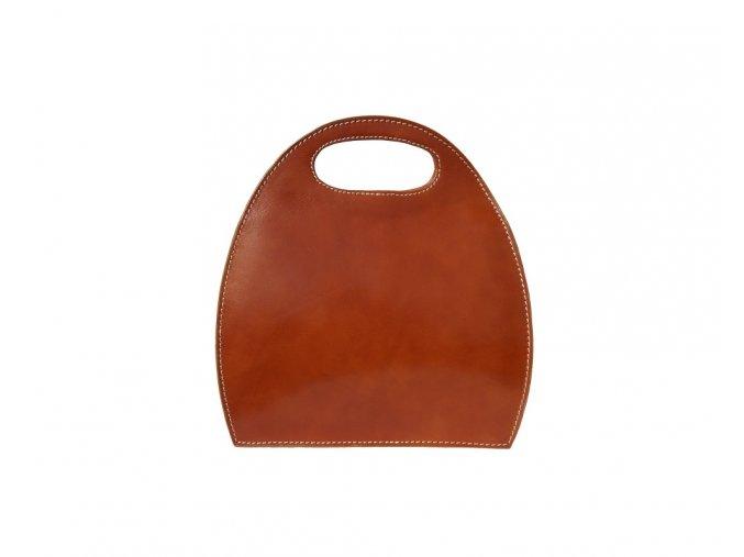Dámská kabelka SEMI barva kůže