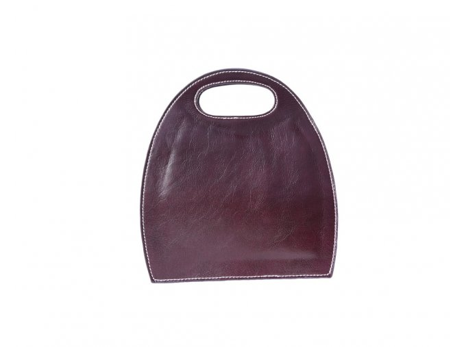 Dámská kabelka SEMI purple