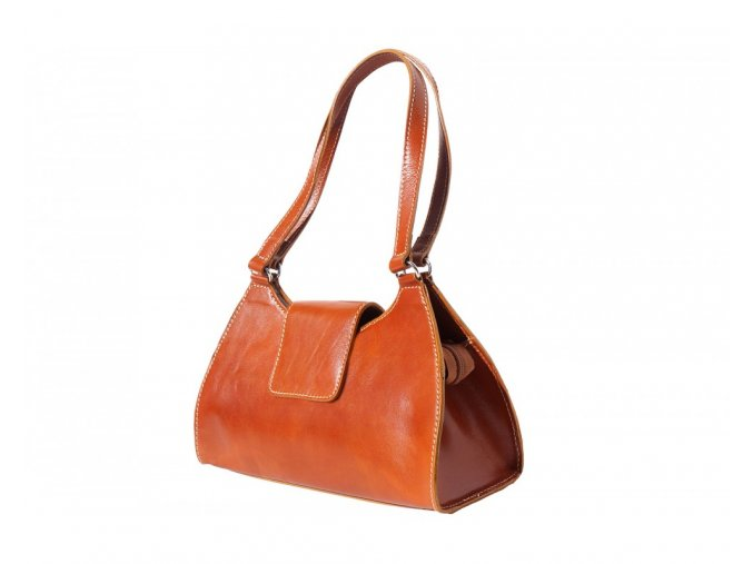Dámská kabelka FLORENCE 6414 barva kůže