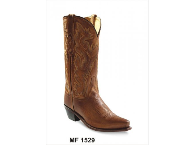 Jama Old West Boots MF1529 pánská westernová obuv