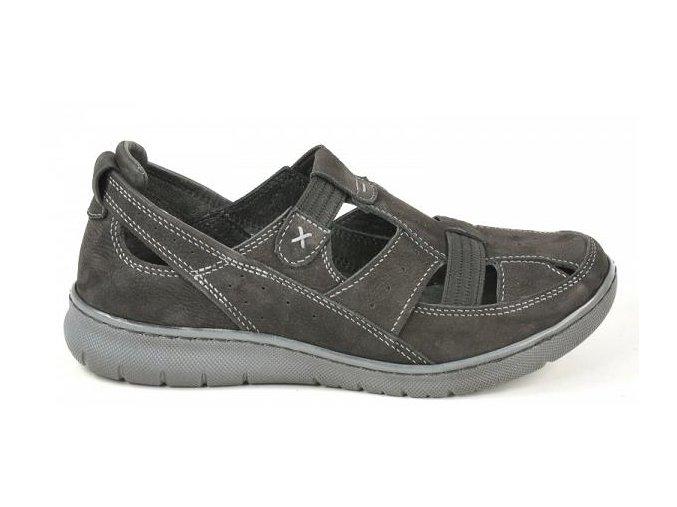 Dámská obuv NAGABA 332 černá