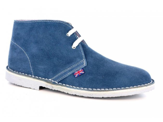 Unisex obuv SAFARI NATURAL 1887-jeans