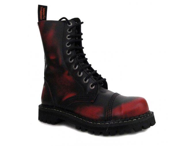 BOTY KMM 100 RED BLACK