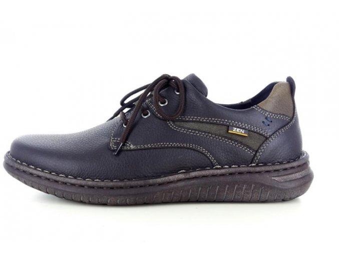 Pánské kotníkové boty ZEN 8342 T.MORO/TOPO