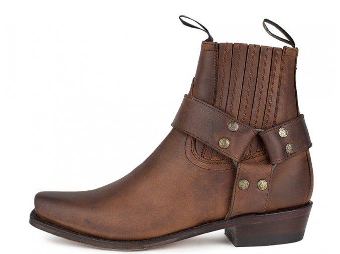 Westernová obuv SENDRA 3048 CHUCHY SPRINTER 7004