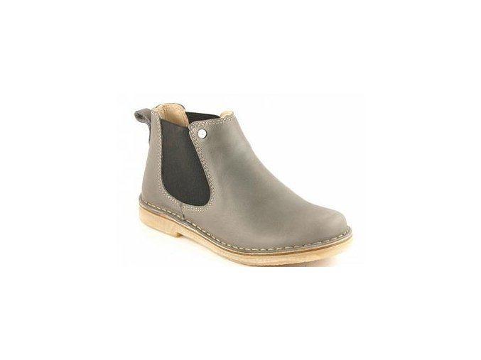 NAGABA 085 šedá, obuv dámská