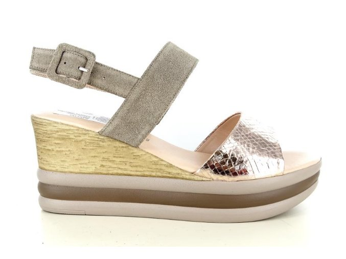 Dámské letní sandály CONFORT 7157 RAME