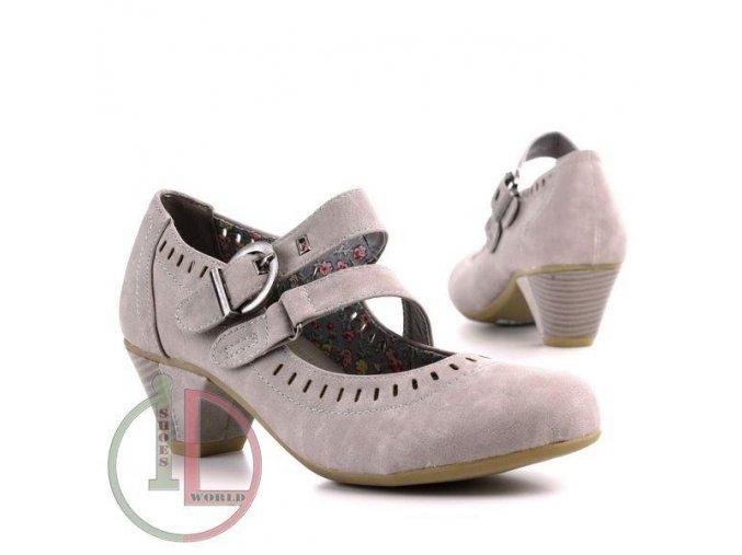 Dámská obuv HW812 khaki