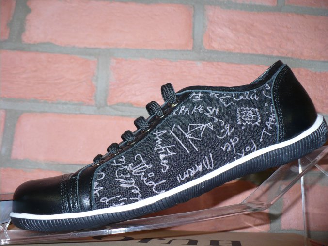 Dámská obuv H616 BLK