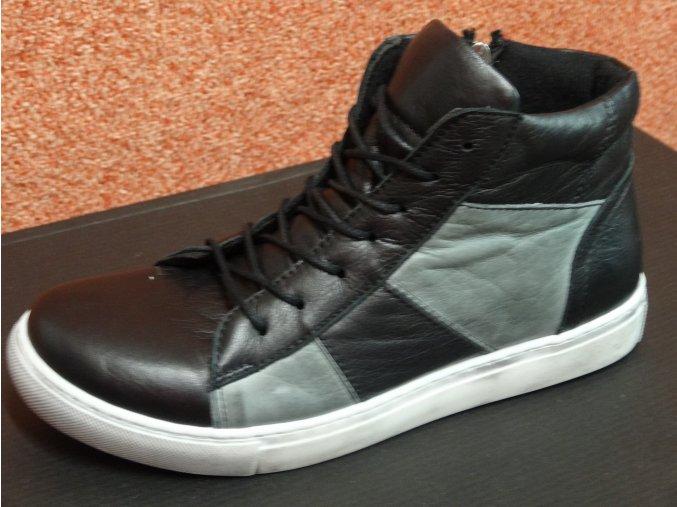 Dámská obuv A.Conti  16016 anthrazit