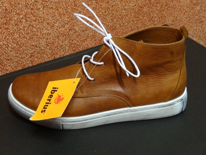Dámská obuv A.Conti  16018 cognac