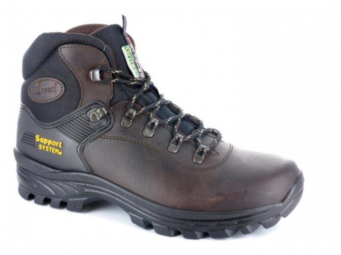 Pánská treková obuv GRISPORT 10242 DAKAR  MARRONE