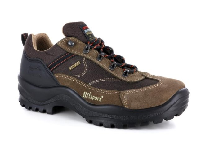 Unisex treková obuv GRISPORT 1067044 MARRONE