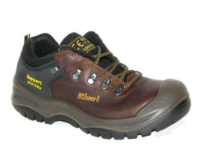 Pánská treková obuv GRISPORT 701 MARRONE